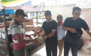 Bantuan untuk korban tsunami