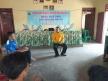 Pelatihan untuk pemuda, BPD, LPM dan perangkat desa